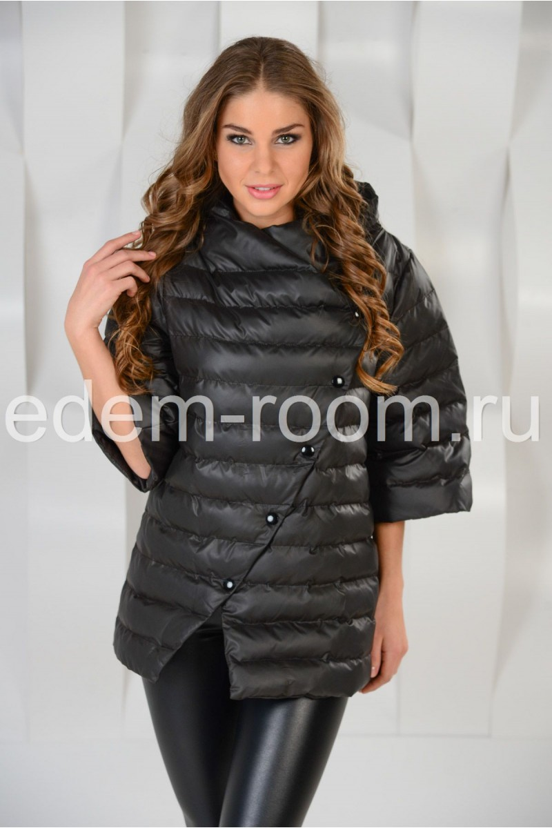 Куртка на утепленная