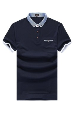 Модная мужская футболка - новая коллекция