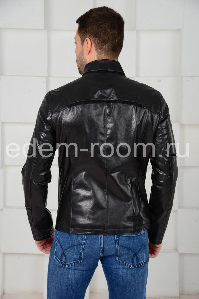 Kожаная куртка