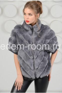 Куртка из кролика рекс