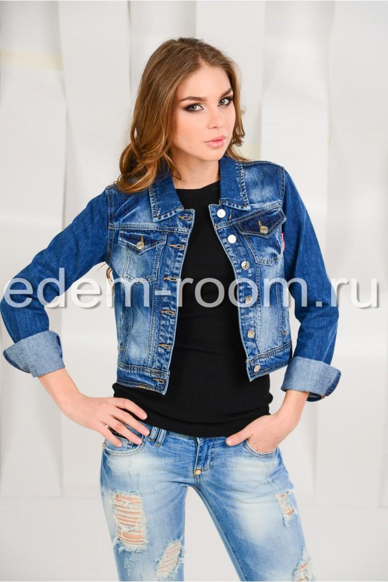 Джинсовая куртка - Dsquared2