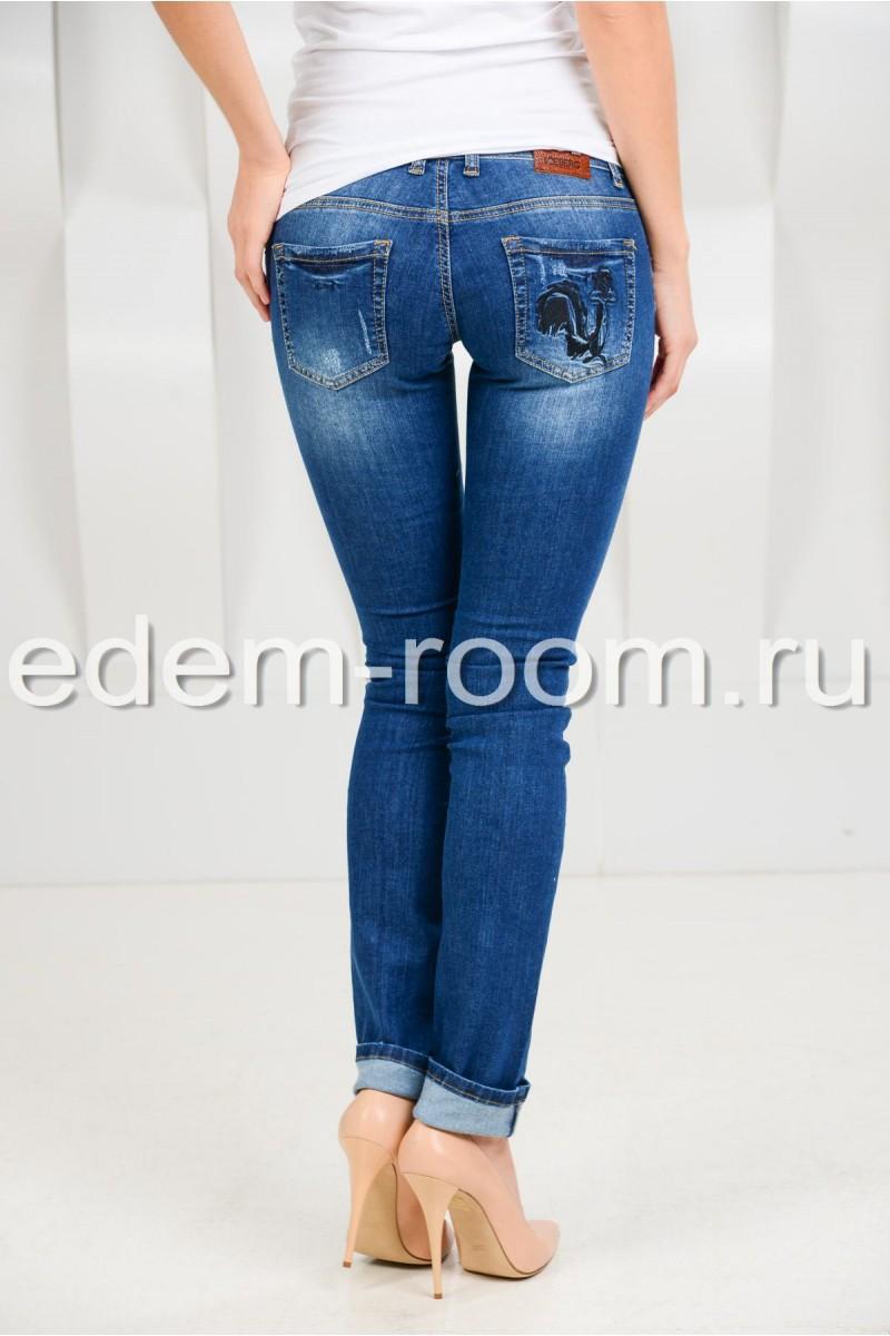Узкие джинсы Dsquared2