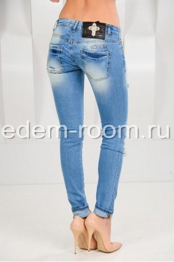 Рваные джинсы Dsquared2