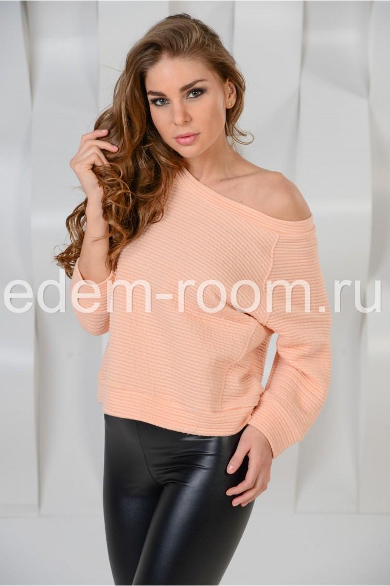 Трикотажная кофта - 2015