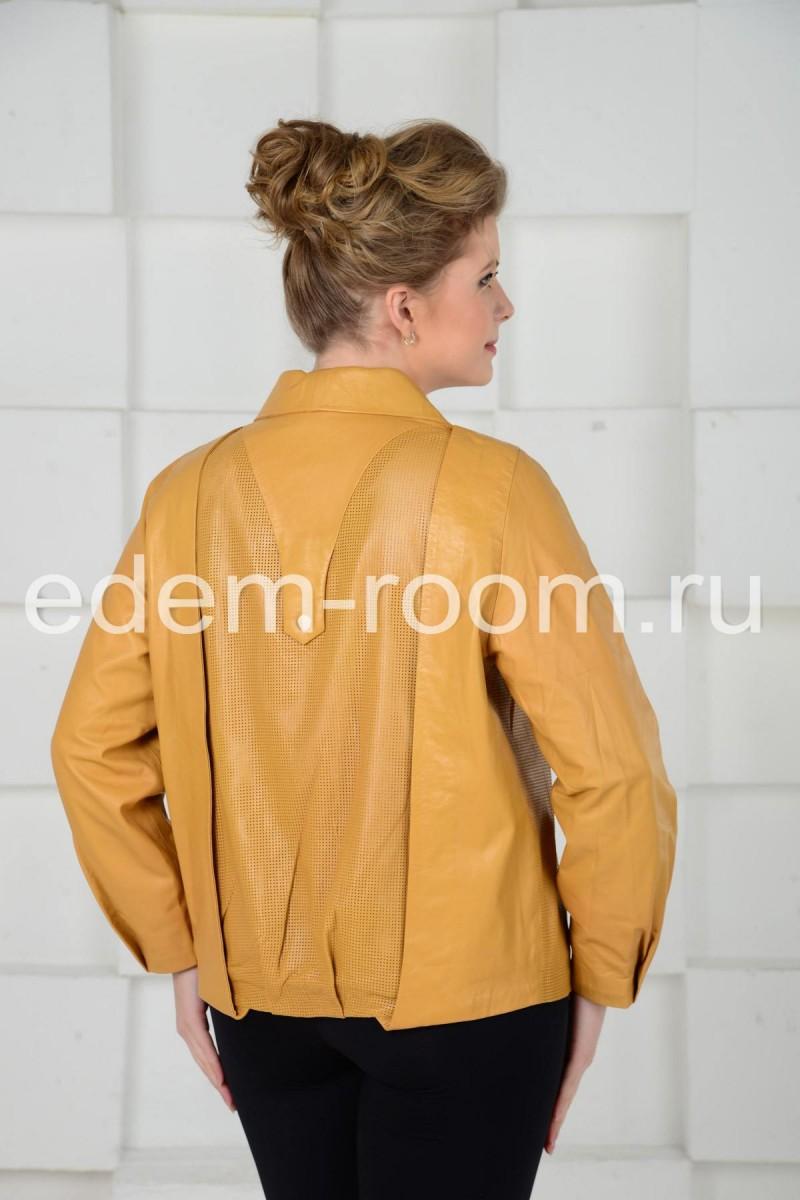 Кожаная куртка - Весна