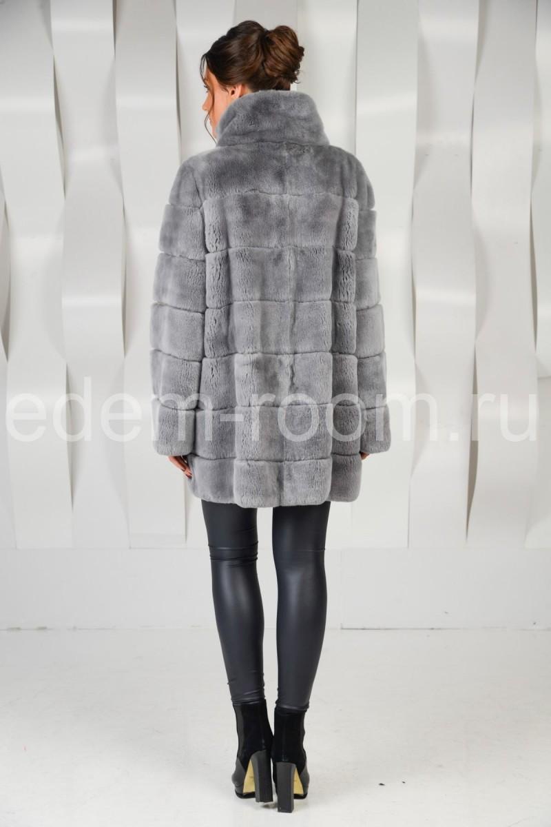 Модная шуба из Реска