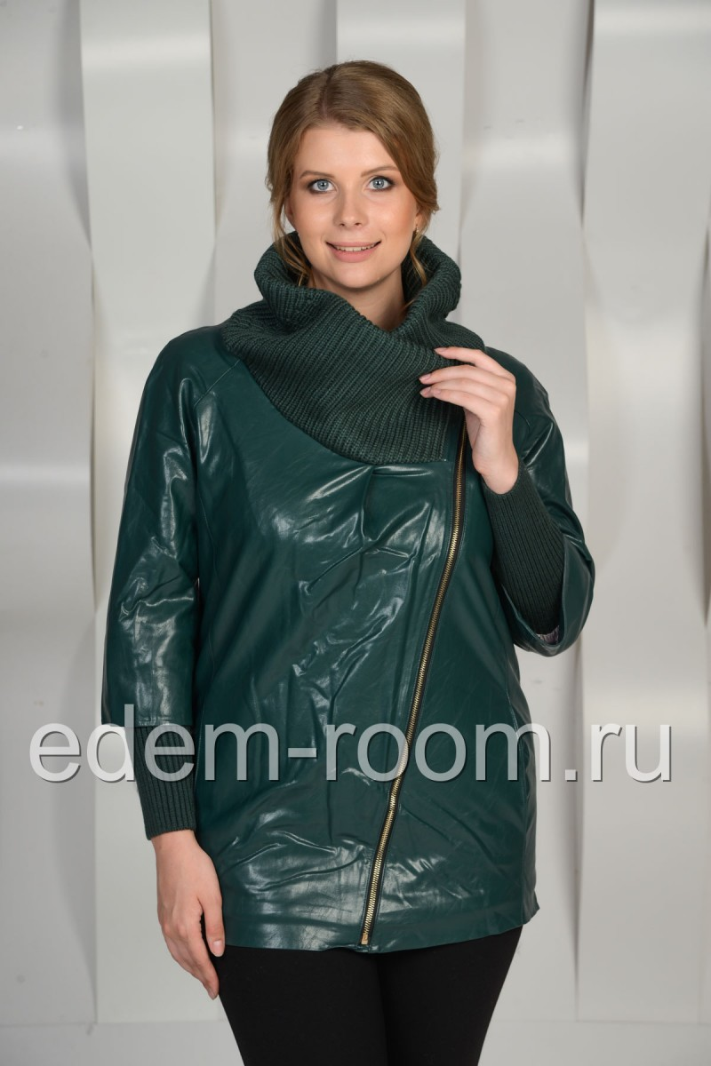 Куртка и экокожи