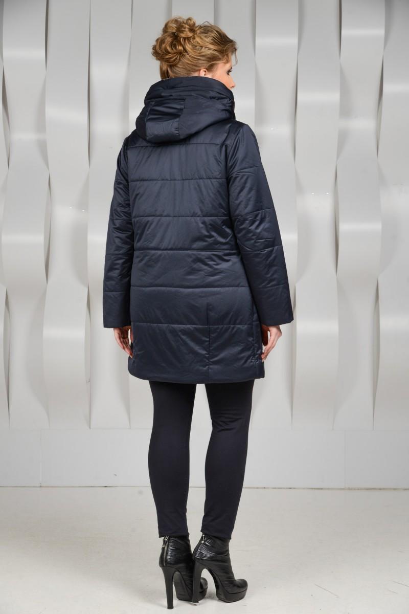 Тёплая куртка для весны