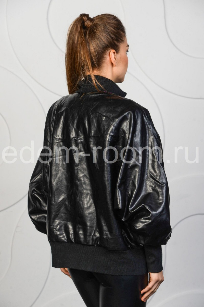 Куртка на резинке для женщин