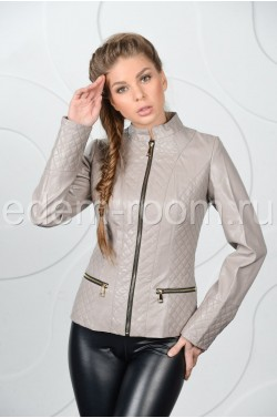 Куртка из эко-кожи - Весна 2017
