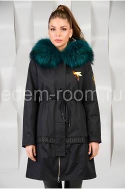 Куртка - парка на меху
