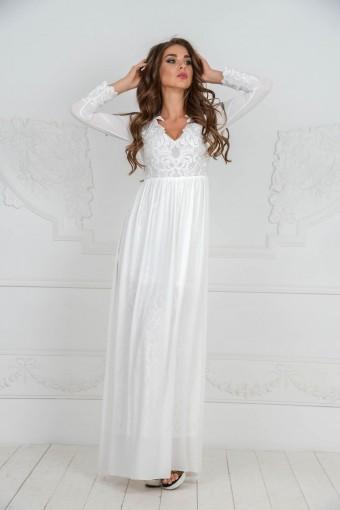 Шикарное платье VALENTINO