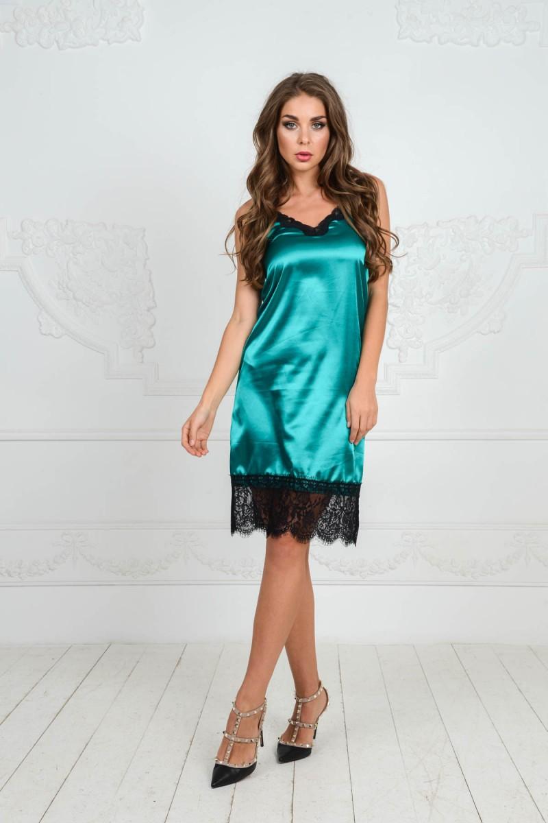 Шёлковое платье Dolce Gabbana