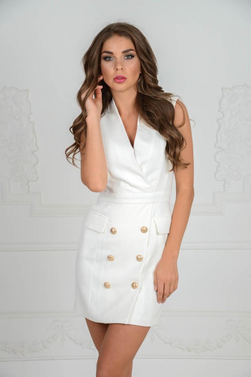 a0ca5f328 Стоимость Белого платья BALMAIN недорого