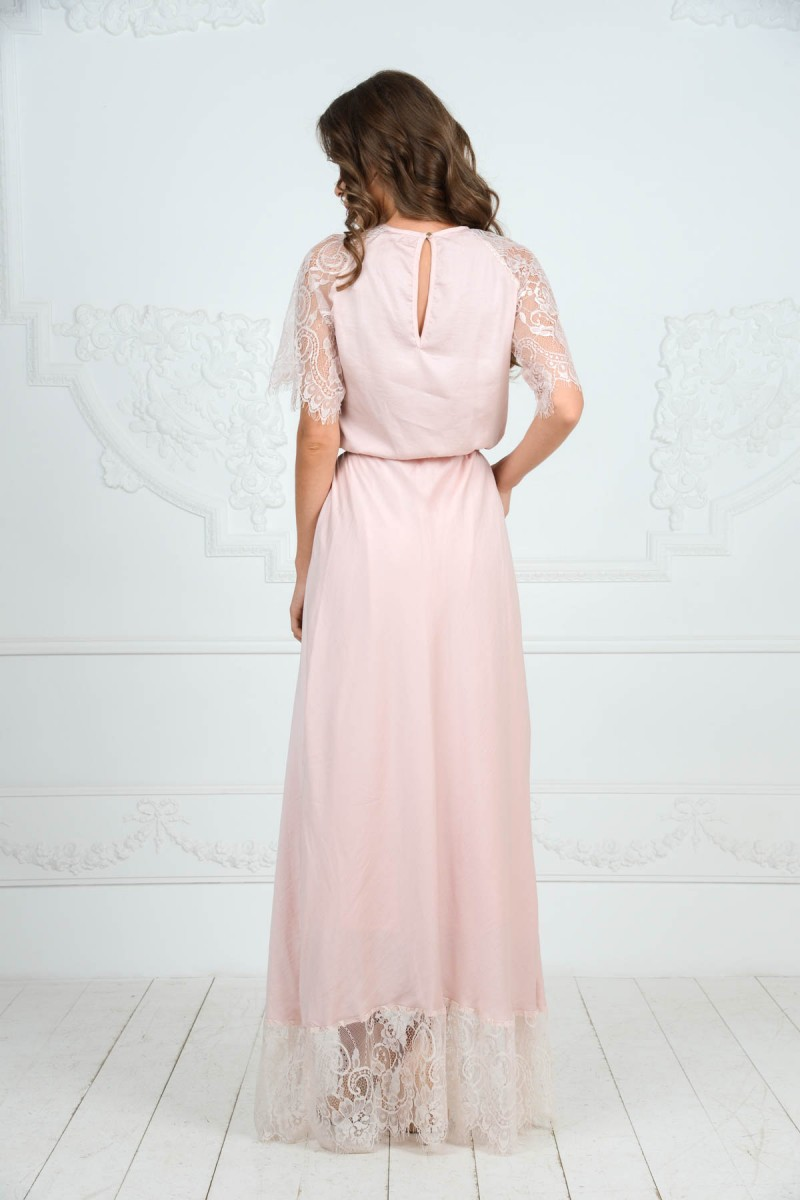 Шёлковое платье от VALENTINO