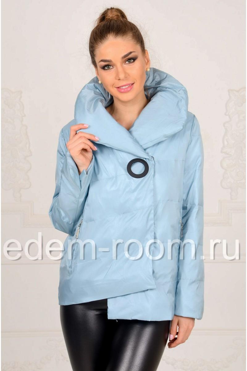 Укороченная женская куртка