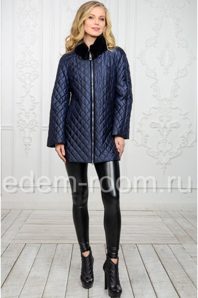 Тканевая женская куртка на межсезонку: весна и осень
