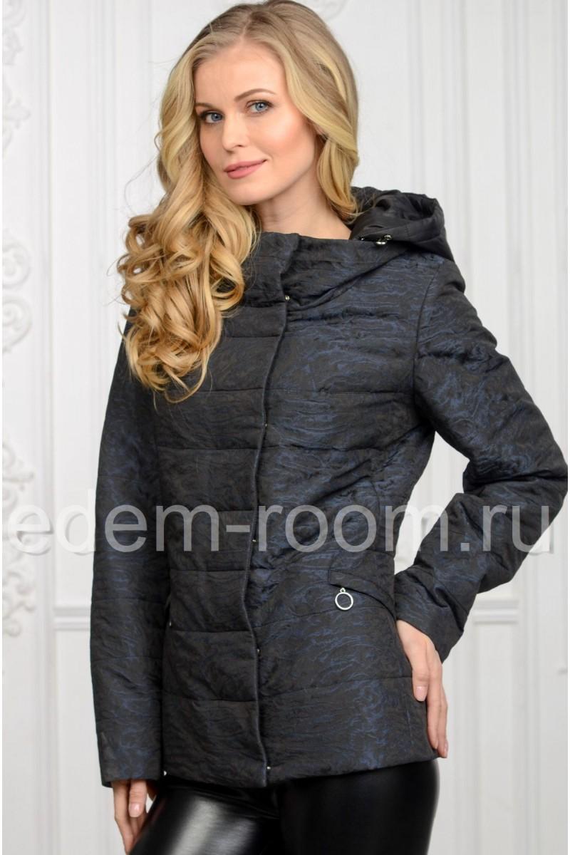 Женская куртка для весны и осени молодежная