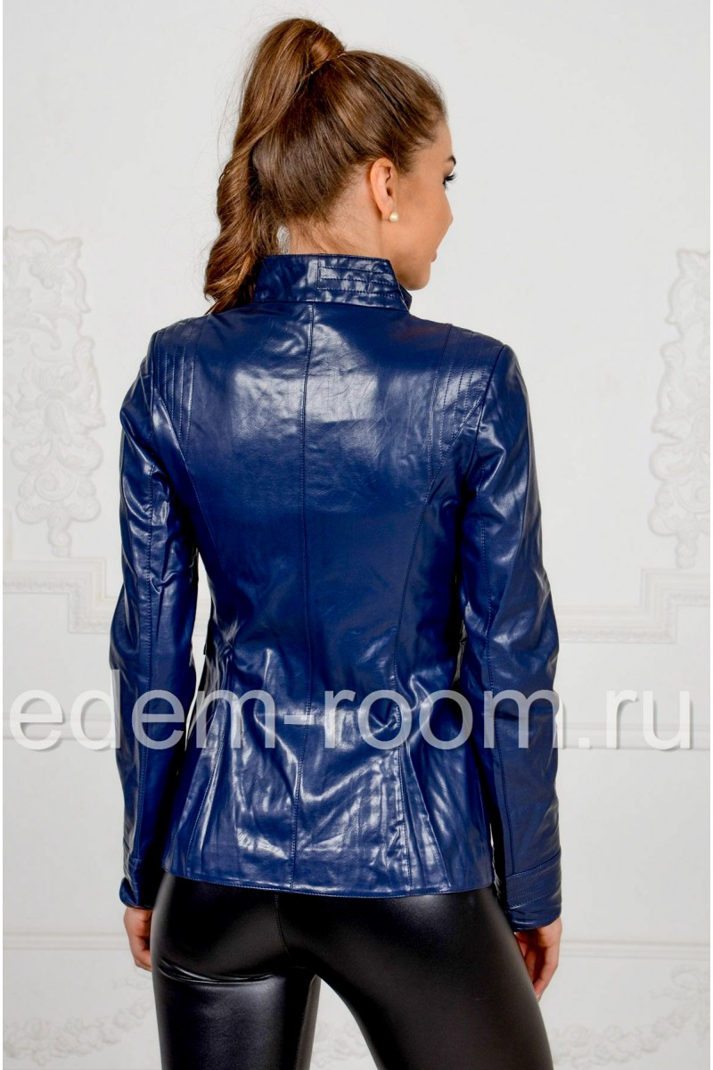 Куртка из эко-кожи Весна 2017