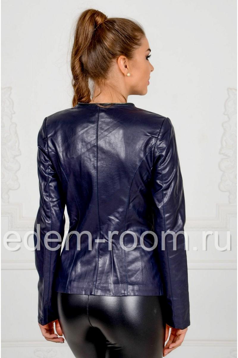 Куртка из экокожи. Новинка 2017