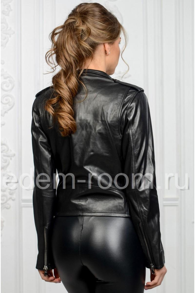 Короткая весенняя куртка - косуха