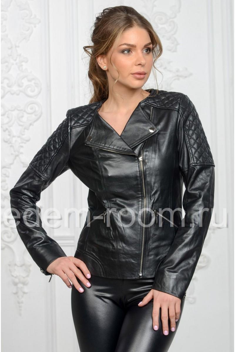 Турецкая кожаная куртка