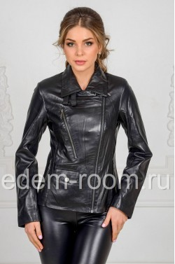 Кожаная куртка из Турции