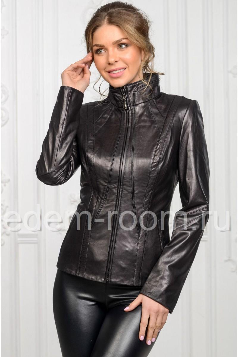 Надёжная куртка из кожи