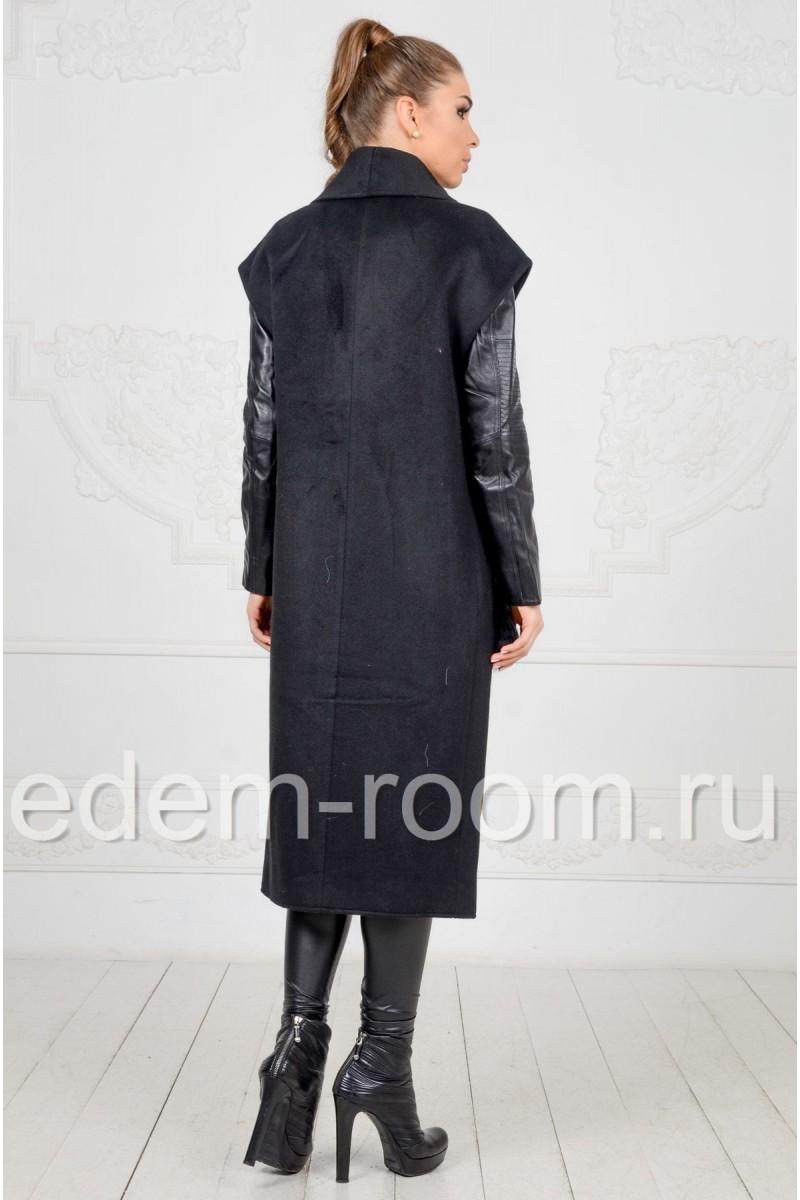 Пальто - жилет из кашемира