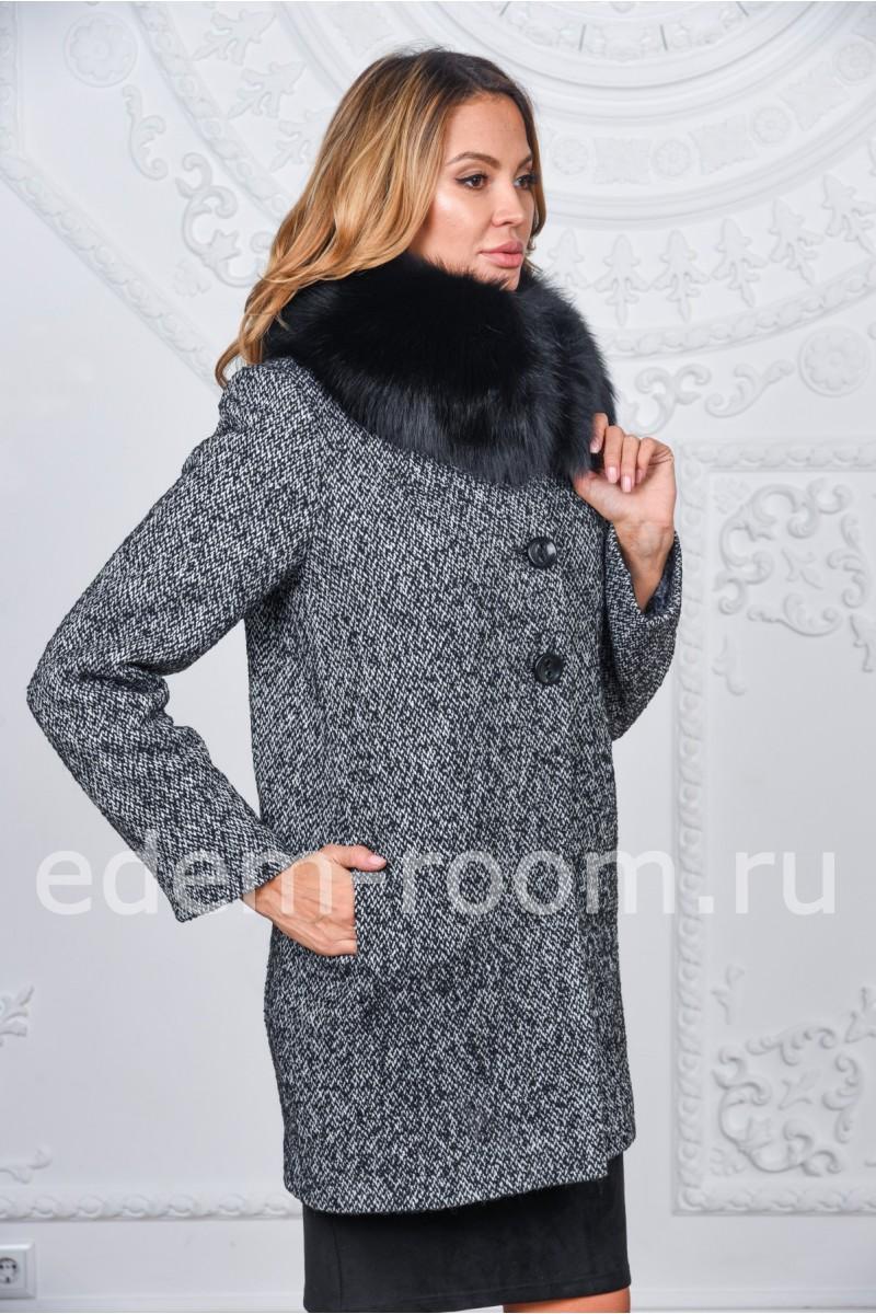 Женское пальто для зимы