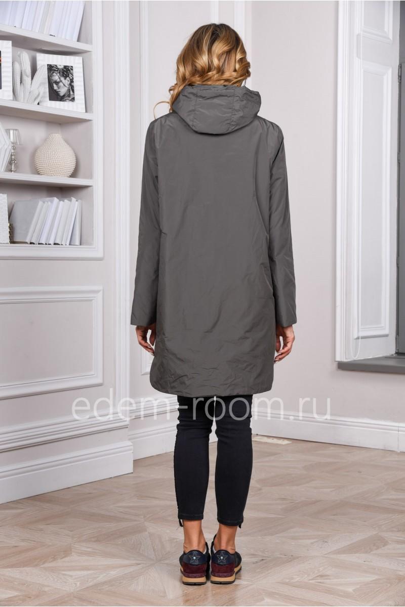 Осенне - весенняя облегчённая куртка