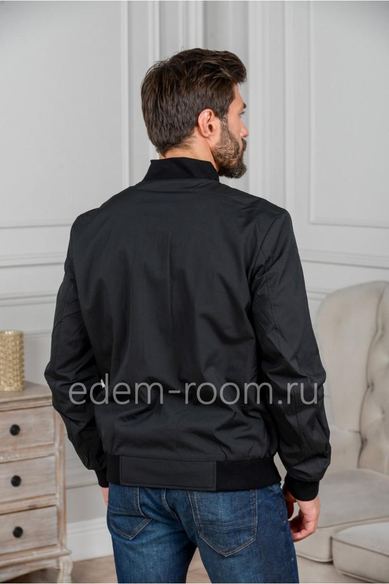 Мужская куртка на резинке