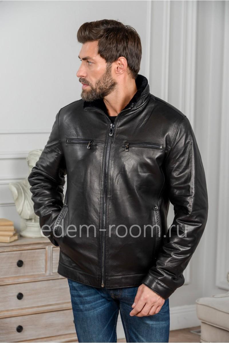 Мужская дубленка - куртка