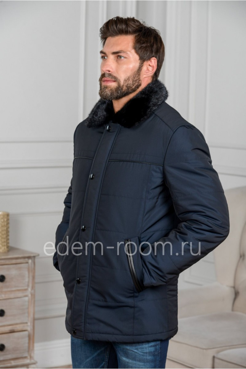 Мужская куртка для зимы