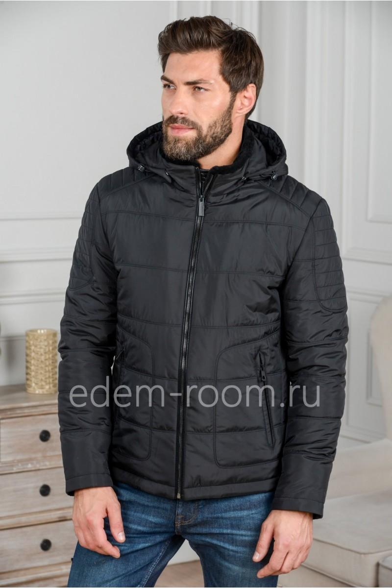 Мужская куртка на молнии