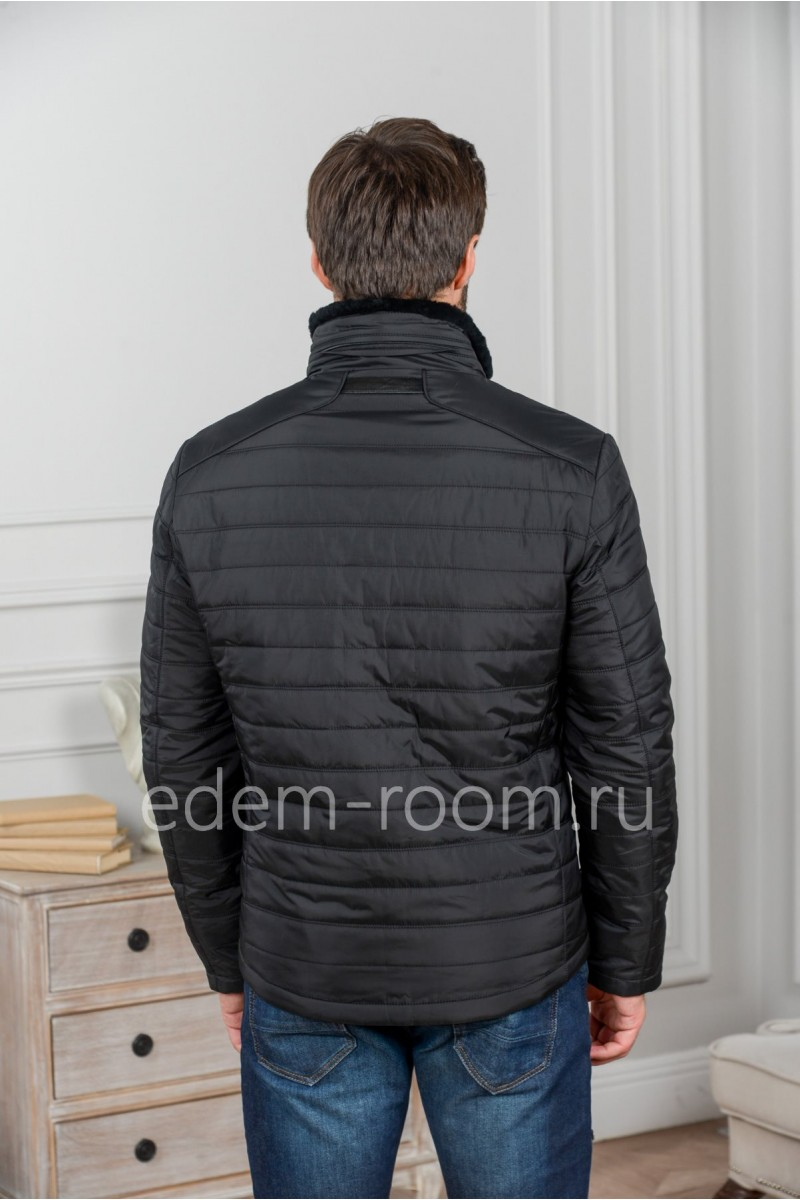 Мужская куртка на утеплителе