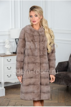 Норковая шуба - Зима 2018