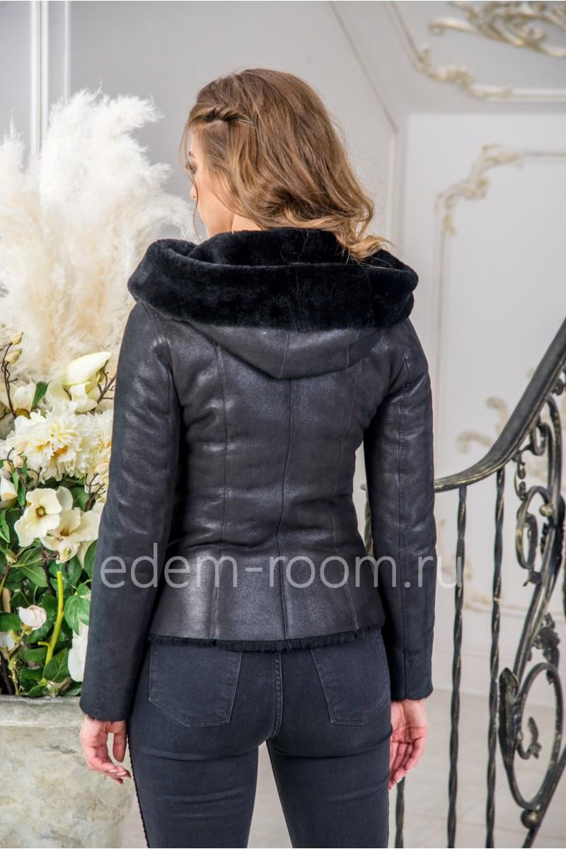 Дублёнка куртка из силки