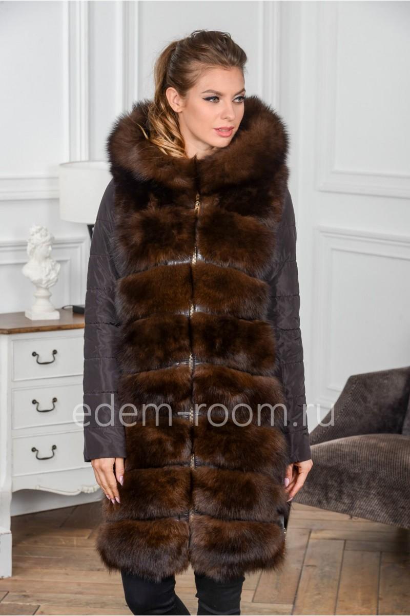 Зимняя куртка -жилетка