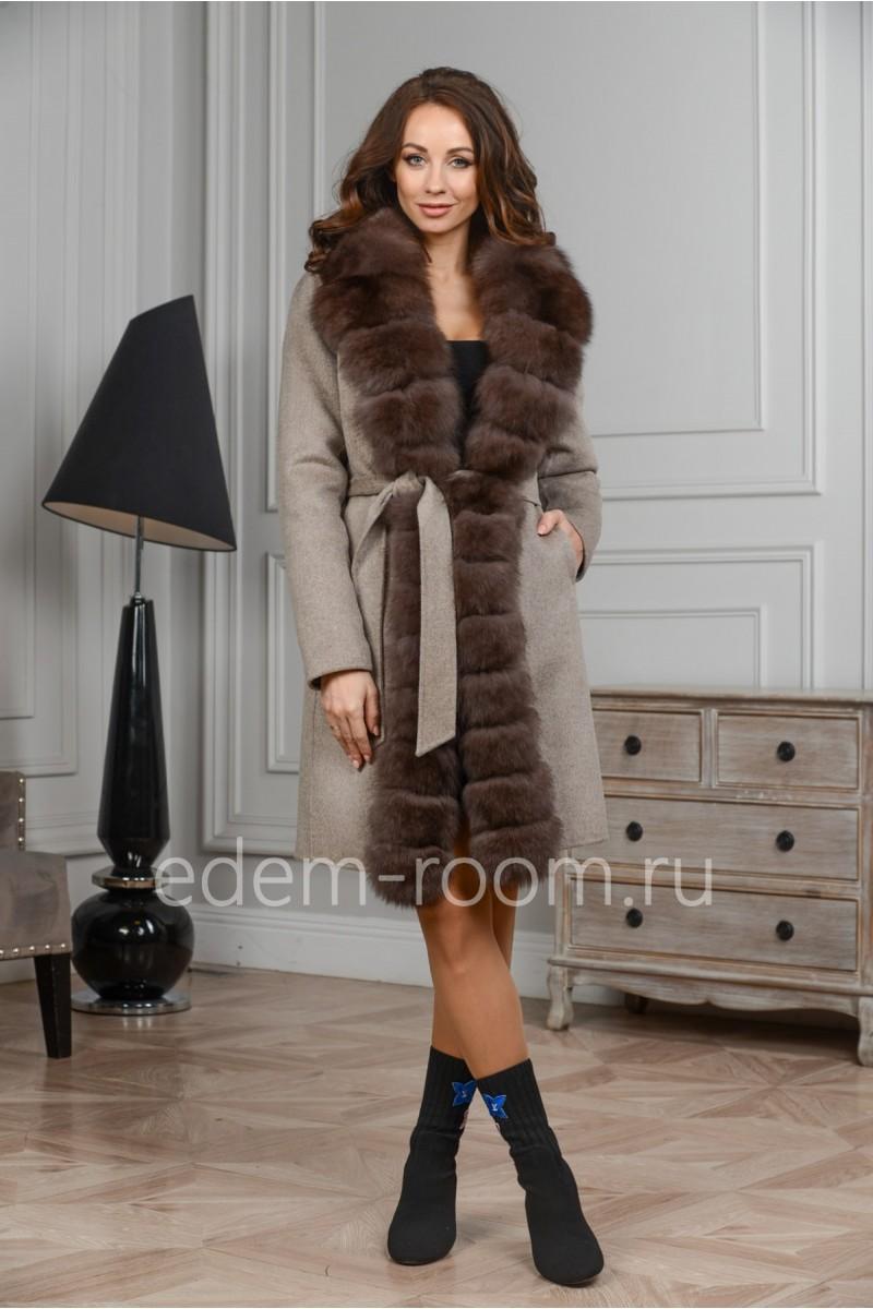 Зимнее пальто - парка