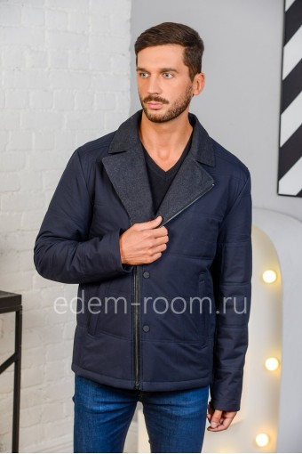 Мужская куртка на межсезонье