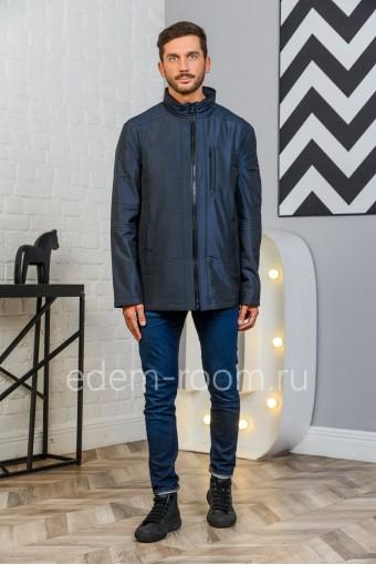 Утеплённая мужская куртка для межсезонья