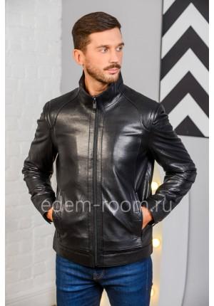 Куртка из кожи, недорогая - 2019. Натуральная кожа