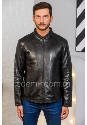 Кожаная куртка для мужчин - натуральная кожа 2019