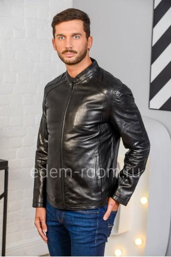 Куртка для мужчин - натуральная кожа 2020