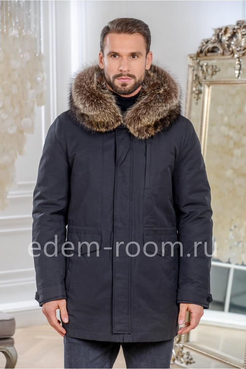 Зимняя утеплённая куртка