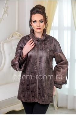 Осенне- весенняя куртка для больших размеров