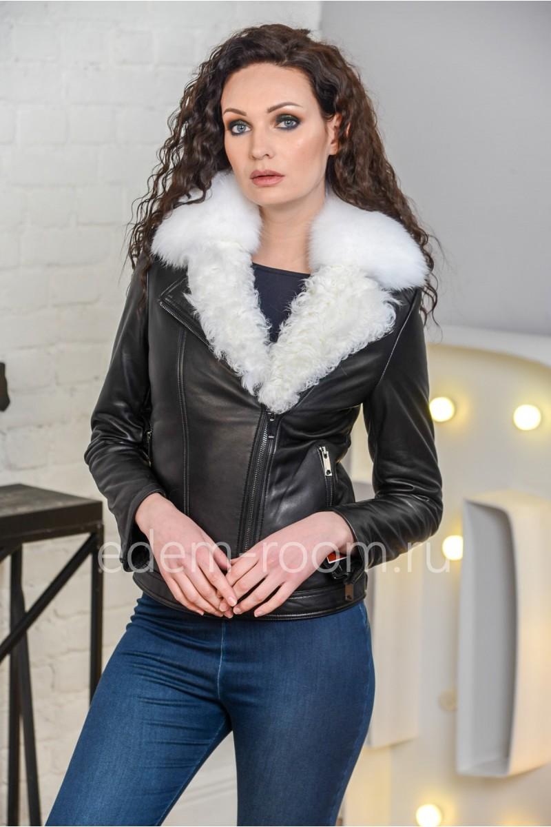 Женская куртка для весны и осени
