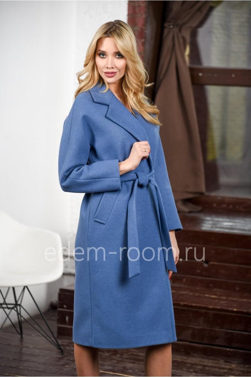 Женское пальто - халат