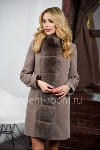 Демисезонное пальто 2019